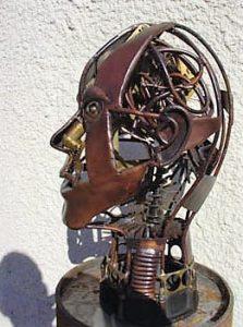 sculpture de Roland Issenlor